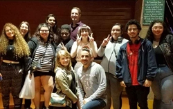 NVCC's Music Society Attends Pentatonix Concert at Mohegan Sun
