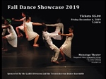 Fall Dance Showcase 2019