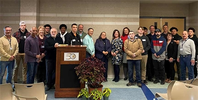 Naugatuck Valley Community College Welcomes New Manufacturing Class