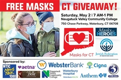 Naugatuck Valley Community College Joins Local Community Partners to Produce and Distribute Masks for Connecticut