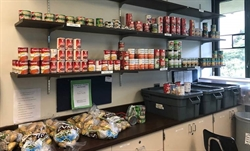 Naugatuck Valley Community College Food Pantry Keeping Up with Demand by Collaborating with United Way and the Connecticut Community Foundation