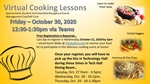 Cooking Demo Kits - Last Day to order is October 21st