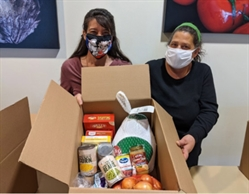 Naugatuck Valley Community College Student Food Pantry, Honored by Community Support, Continues Serving Students
