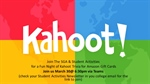 Kahoot Trivia Night Virtual Event