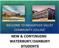 Naugatuck Valley Community College Opens Spring Semester with Virtual Orientation Focused on Student Resources