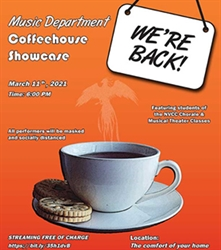 Naugatuck Valley Community College Music Department Brings Back Iconic Coffeehouse Showcase